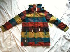 NEW Burton Hazelton Cally Plaid Size M Women's Snowboard Jacket