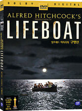 Lifeboat (1944) Alfred Hitchcock DVD *NEW
