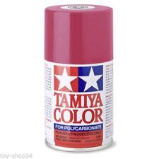 Adhésifs, peintures et finitions rouge Tamiya pour véhicule radiocommandé Tamiya