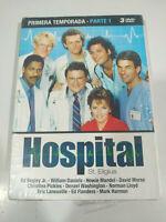 Hospital St Eligius Primera Temporada Parte 1 - DVD Español Ingles Nueva