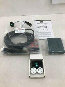 New OEM Mitsubishi Outlander Parking Sensor Kit Rear 2014-2020 Outlander White