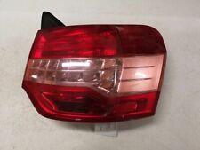 Citroen C5 2009 Right  Rear/tail lights VP8X7X13404A JUT33278