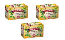 3 le Pz Tisane Pompadour Digestive Fenouil et Camomille 18X2 G Cad
