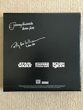 STAR WARS TRILOGY SPECIAL EDITION WIDESCREEN LASERDISC BOX SET **SIGNED**