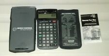 Calculated Industries Qualifier Plus Iiimx 3440 Financial Calculator with Cases