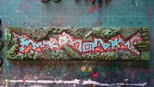 Contemporary (1980-Now) Acrylic Urban Art Art Paintings