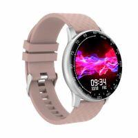 "H30 1.28"" Smart Watch Heart Rate Blood Pressure Monitor Sports Bracelet"
