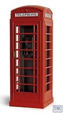 LK-760 Peco O Gauge Telephone Kiosks (Pack of 2)