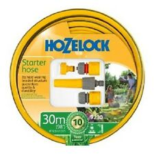 Hozelock 7230 tuyau de jardin ensemble comprend fixations : 30m/30.5M