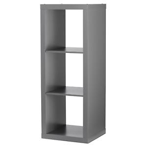 Better Homes & Gardens 3-Cube Storage Organizer, Multiple Finishes