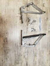 Pair of 2008-2012 2011 CHEVY MALIBU LEFT & RIGHT TRUNK HINGES OEM & 1 SHOCK