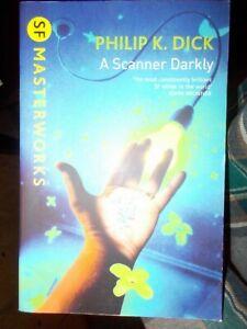 A Scanner Darkly By Philip K. Dick sf masterworks series #20