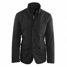 Men's Jacket Winter Slim Fit Black Jacket Quilted Elegant Jacket