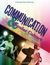 Communication and Popular Culture Coursebook by Colorado State University...