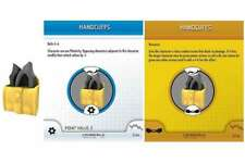 Heroclix DC Batman No Mans Land HANDCUFFS LE #S106 R106 (Utility Belt)