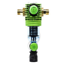 Rückspülfilter Grünbeck BOXER® RD mit Druckminderer und Manometer 1 1/4 Zoll