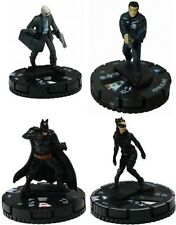 HEROCLIX DC : BATMAN DARK KNIGHT RISES TARGET EXCLUSIVE SET #201 - #210