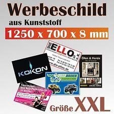 Werbeschild Werbeschilder Werbetafel Reklametafel Schild Schilder drucken