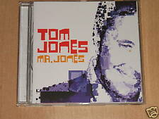 TOM JONES MR JONES CD MIT THE LETTER / HOLIDAY / FEEL THE RAIN / BLACK BETTY