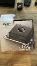 iRobot Braava 380T Floor Mopping Robot - battery piece missing