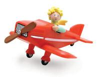 Il Piccolo Principe nel suo Aeroplano Little Prince in His Plane 4x6x7cm Plastoy