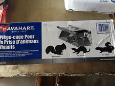 New listing Havahart 1025 Live Animal Two-Door Rabbit Squirrel Rat Skunk Mink Cage Trap