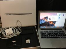 macbook air 13 Early 2015 1,6 Ghz Core I5 4GB