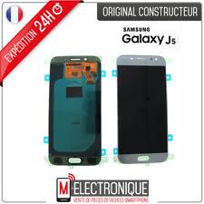 Ecran LCD Bleu / Argent Original Samsung Galaxy J5 2017 SM-J530F