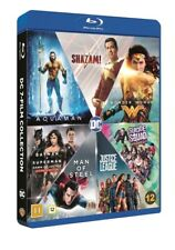 DC Comics 7 Film Collection Blu Ray