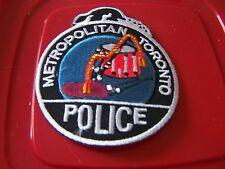 Toronto Canada Metropolitan Police Pipes & Drums