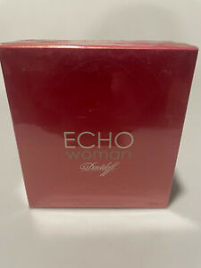 Davidoff Echo Woman Eau de Parfum  3.4 FL.OZ / 100ml