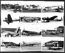 Lot 12 photos Airplanes aviation