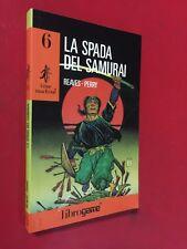 Librogame TIME MACHINE n.6 LA SPADA DEL SAMURAI E.Elle (1° Ed 1991) Libro Game