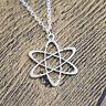 Atom Necklace Stem Necklace Physics Chemistry Science Necklace Physics Jewelry
