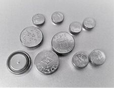 40Pk Super Cell Alkaline Coin Button Batteries for Watch Calculator Electronics
