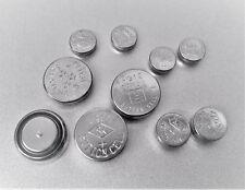 40Pk Super Cell Alkaline Coin Button Batteries for Watch Calculator Electronics