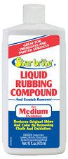 Starbrite - Liquid Rubbing Compound for Medium Oxidation