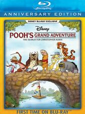 Pooh's Grand Adventure The Search For Christopher Robin Blu-ray Disney NEW