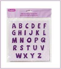 Culpitt Alphabet Texture Mat - Upper Case