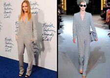 New Stella McCartney Red Carpet Printed dress-y Jumpsuit IT 38,US 0-2-4,XS-S,UK6
