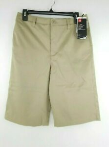 NWT Boy's Under Armour Match Play Golf Shorts Size 14, 20 Style 1290349 $40