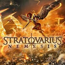 Nemesis by Stratovarius (CD, Feb-2013, Ear Music)