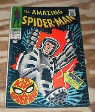 Amazing Spider-man #58 vg/fn 5.0