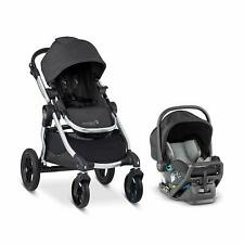 New ListingBaby Jogger City Select Travel System Slate w/ Stroller & City Go 2 Car Seat