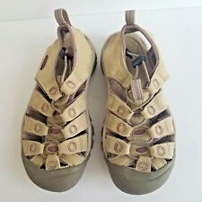 Keen Womens Size 5 Hiking Trail Sandals Tan Washable