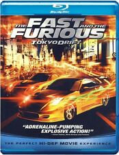 The Fast and the Furious: Tokyo Drift (Blu-ray Disc, 2009)