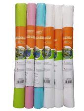 Set 6 Tappeti Stuoie Tappetini Anti Scivolo Colorati Casa Cucina 45x100cm dfh