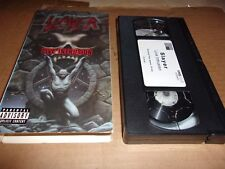Slayer - Live Intrusion (VHS, 1995)