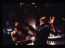 Aliens Sigourney Weaver Lance Henriksen Original 35mm Transparency Stamped Mount