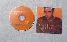 """CD AUDIO MUSIQUE / ENRIQUE IGLESIAS """"RHYTHM DIVINE"""" 2T 1999 CD SINGLE CARDSLEEVE"""